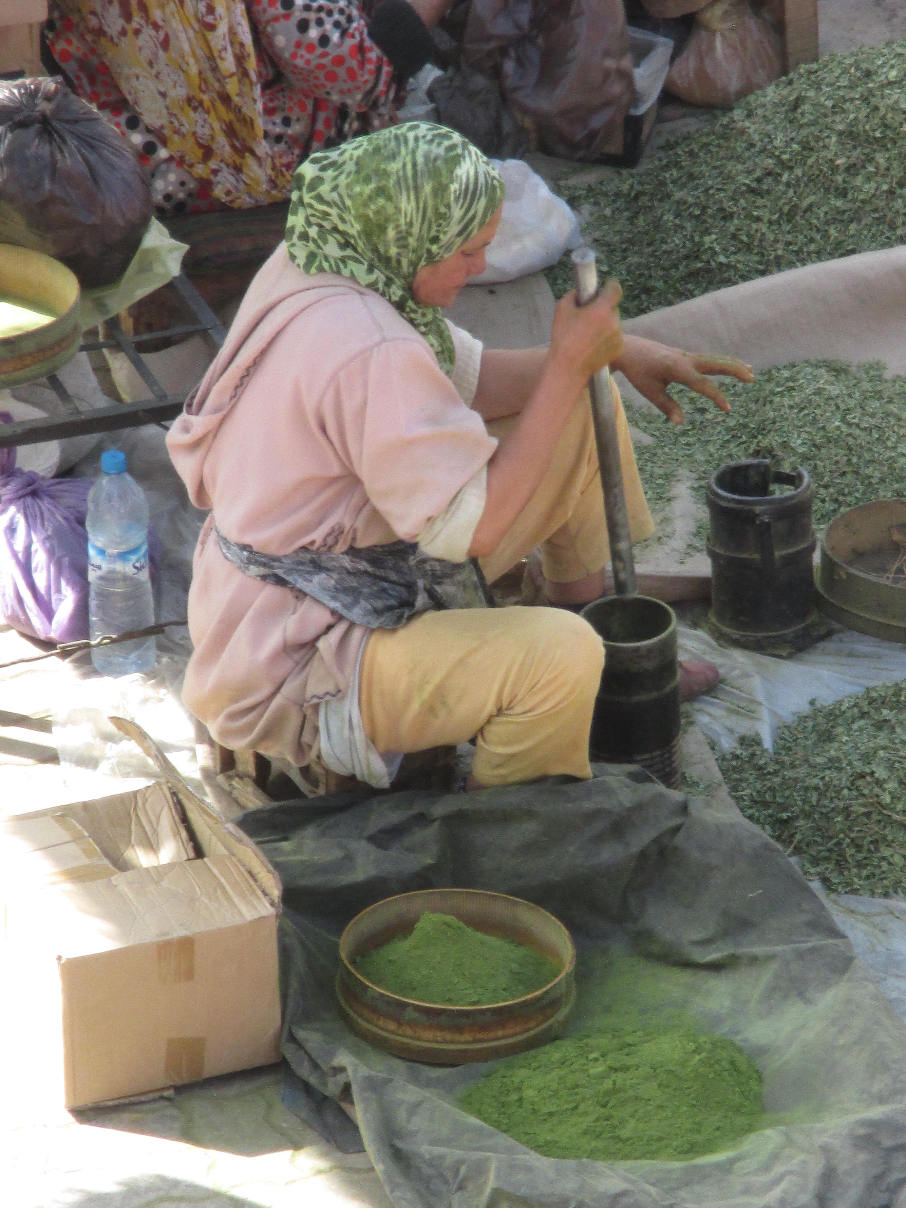 Rahba Kedima, Marrakesch