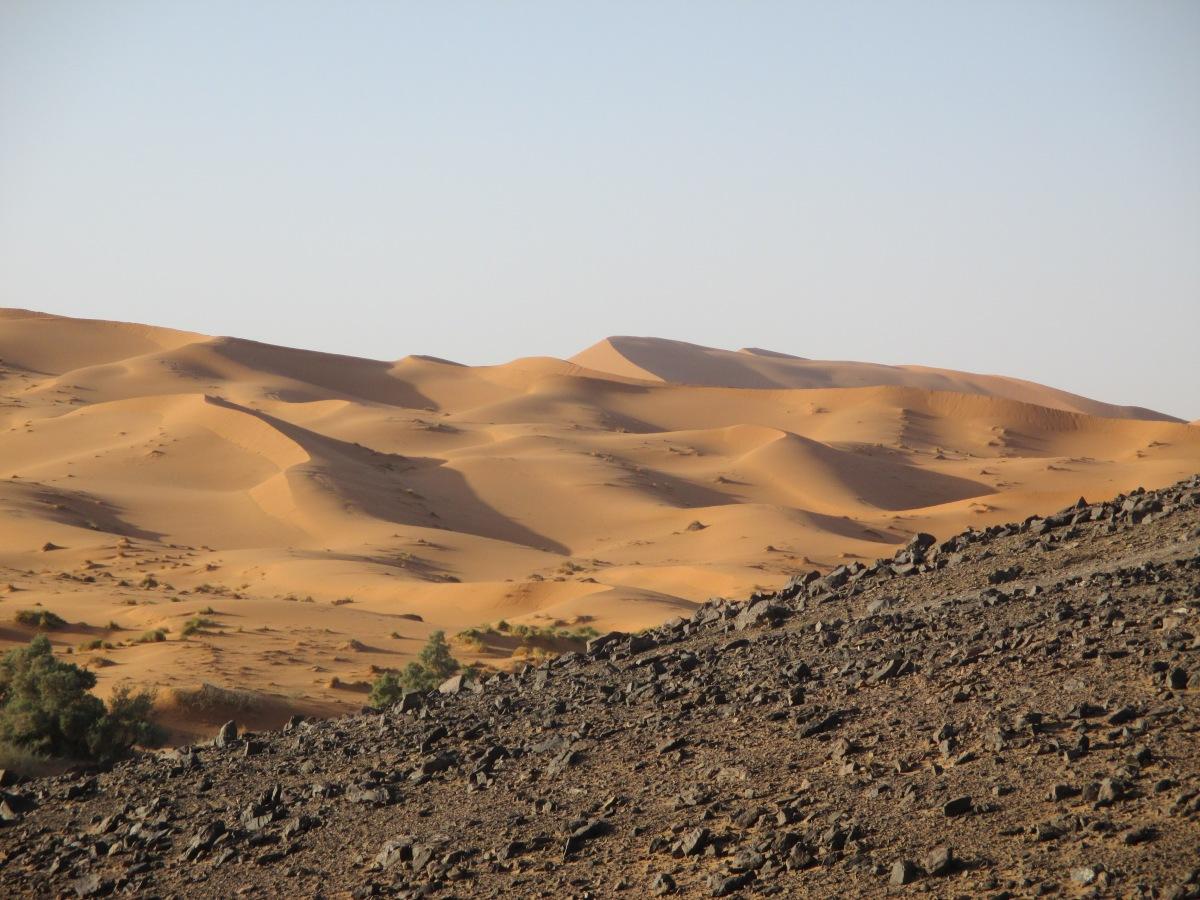 Wüste, Merzouga