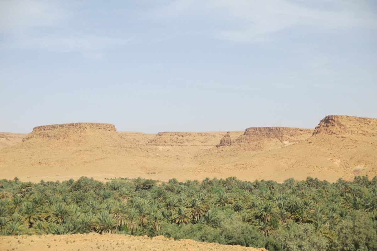 Oase, Marokko
