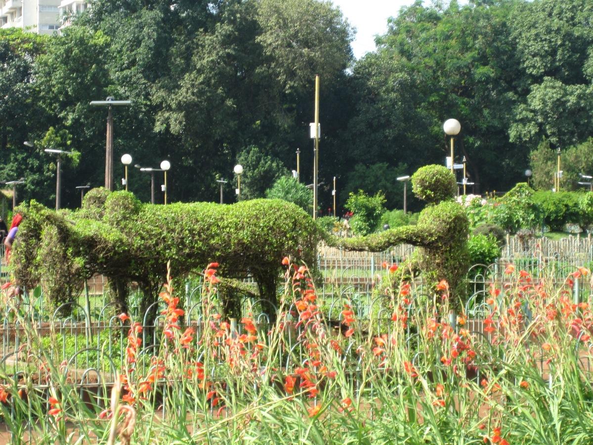 Pherozeshah-Mehta-Gärten