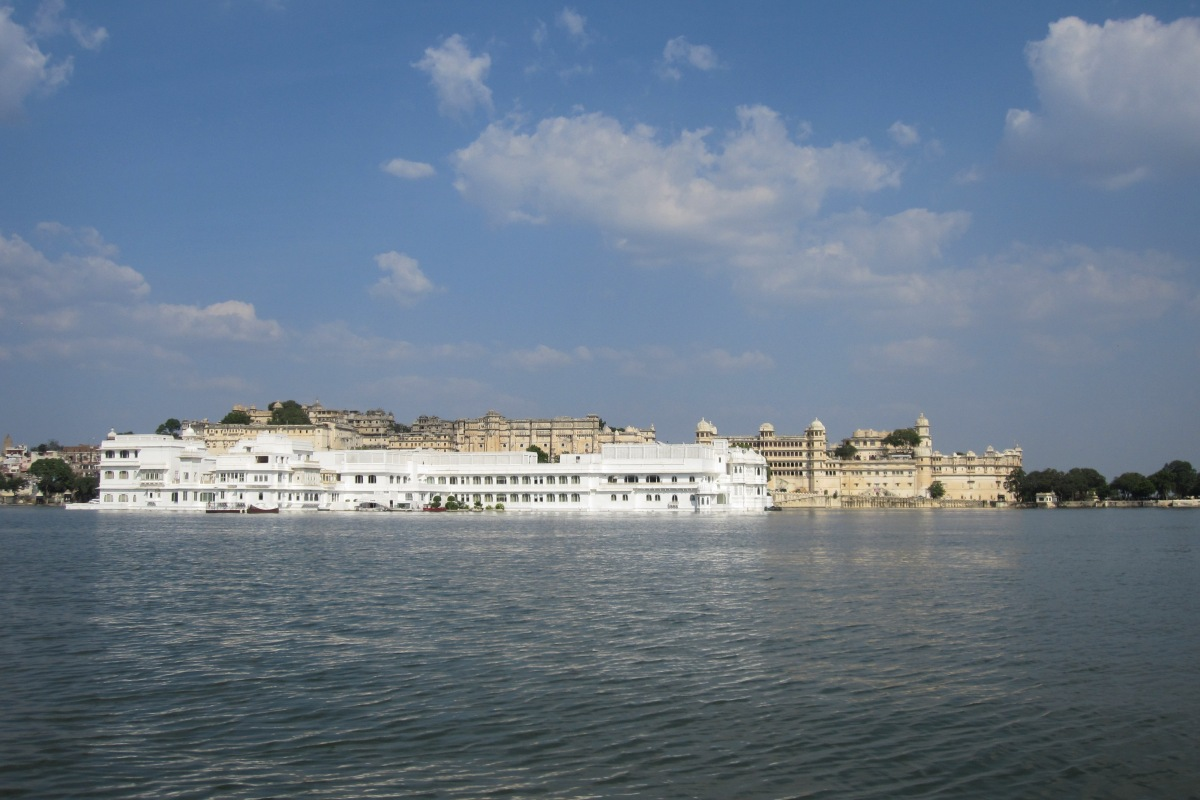 Lake Palace, Lake Pichola