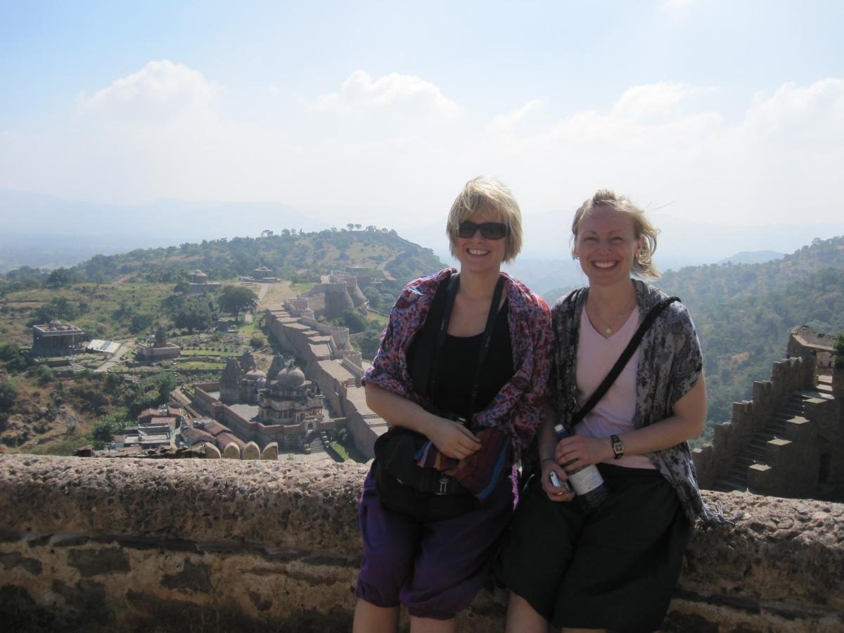 Meine Reisebekanntschaften: Anke und Sushi