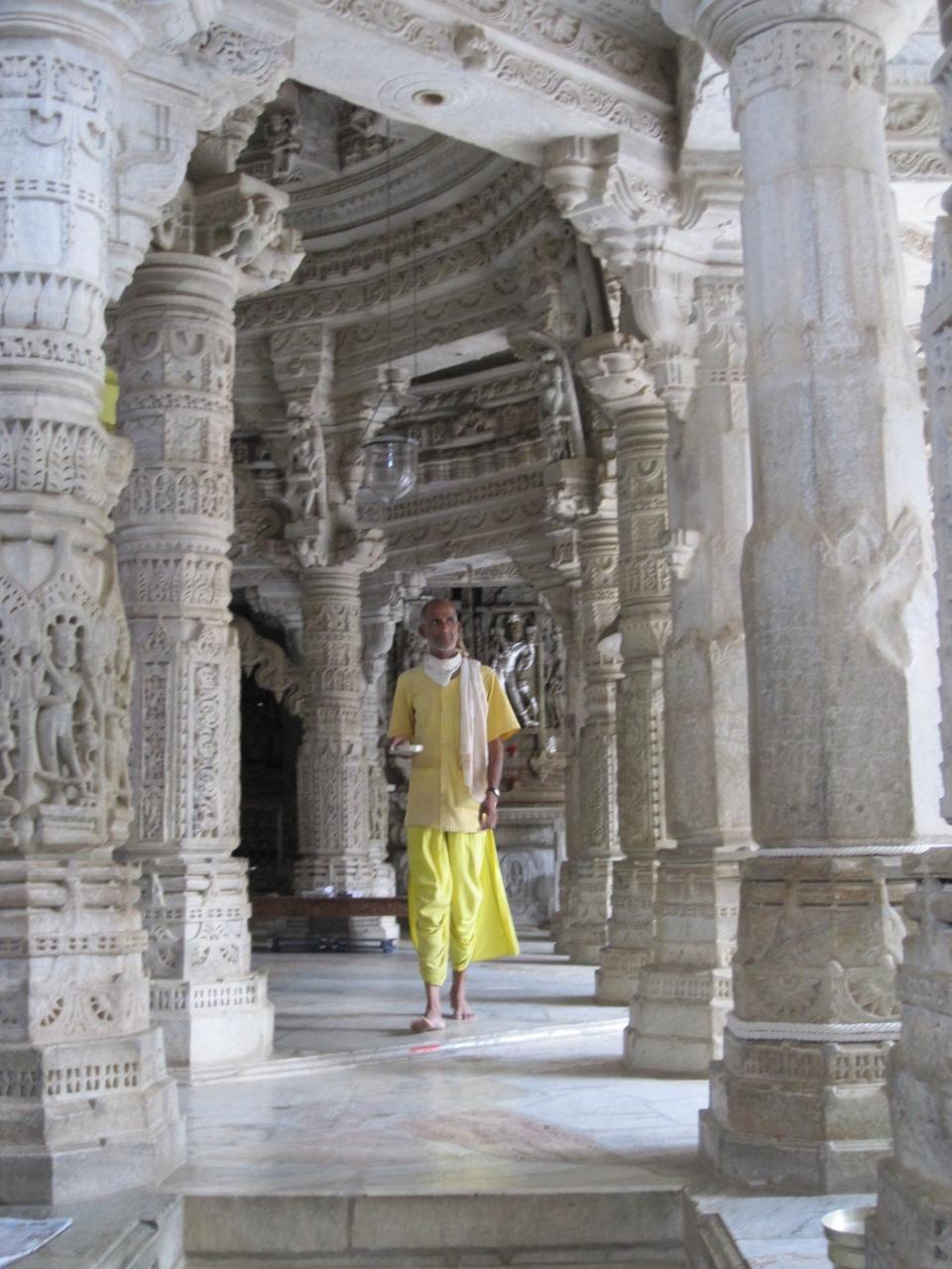 Im Jain Tempel