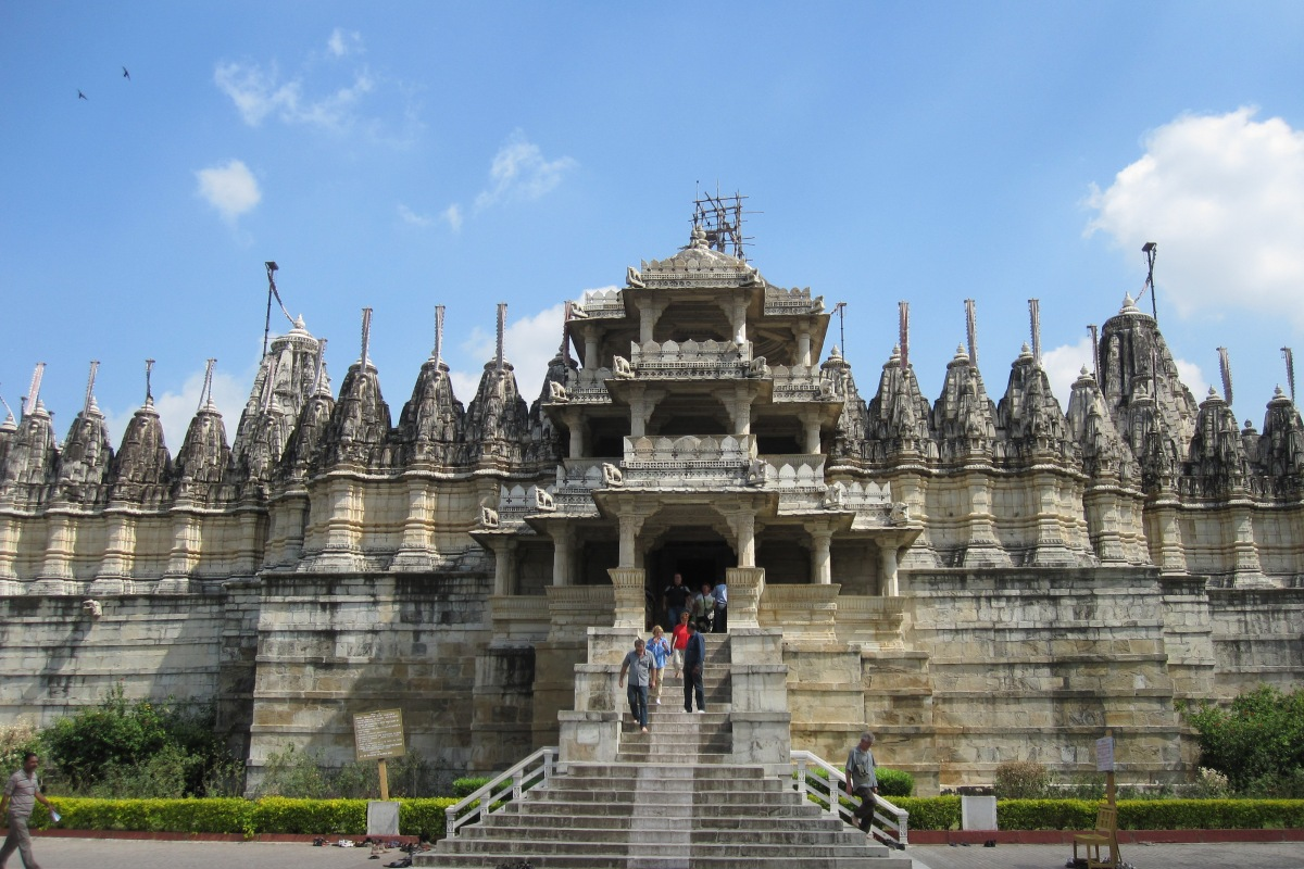 Jain Tempel, Ranakpur