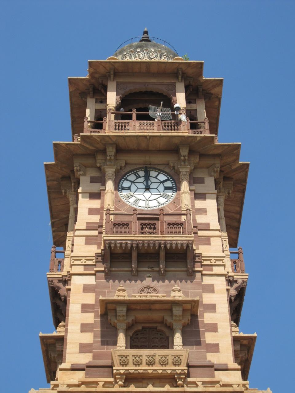 Uhrentrm, Jodhpur