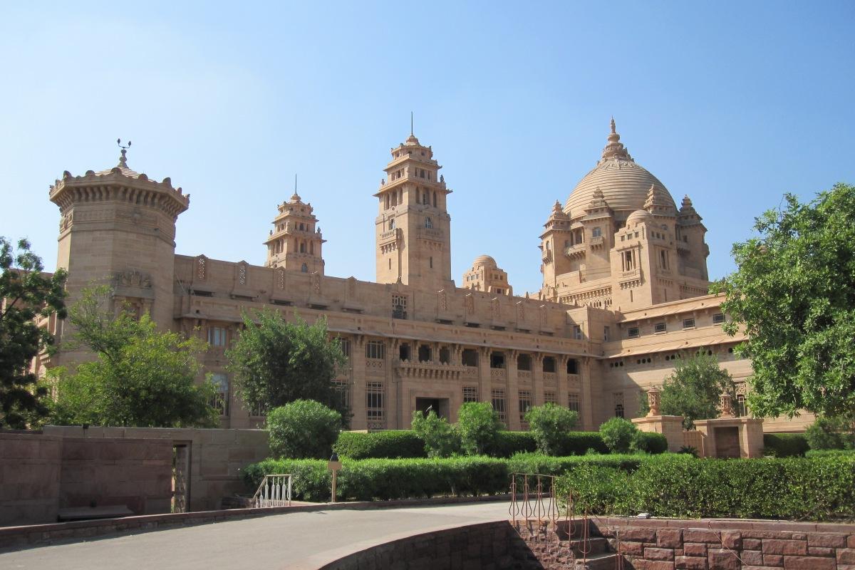 Umaid-Bhawan-Palast