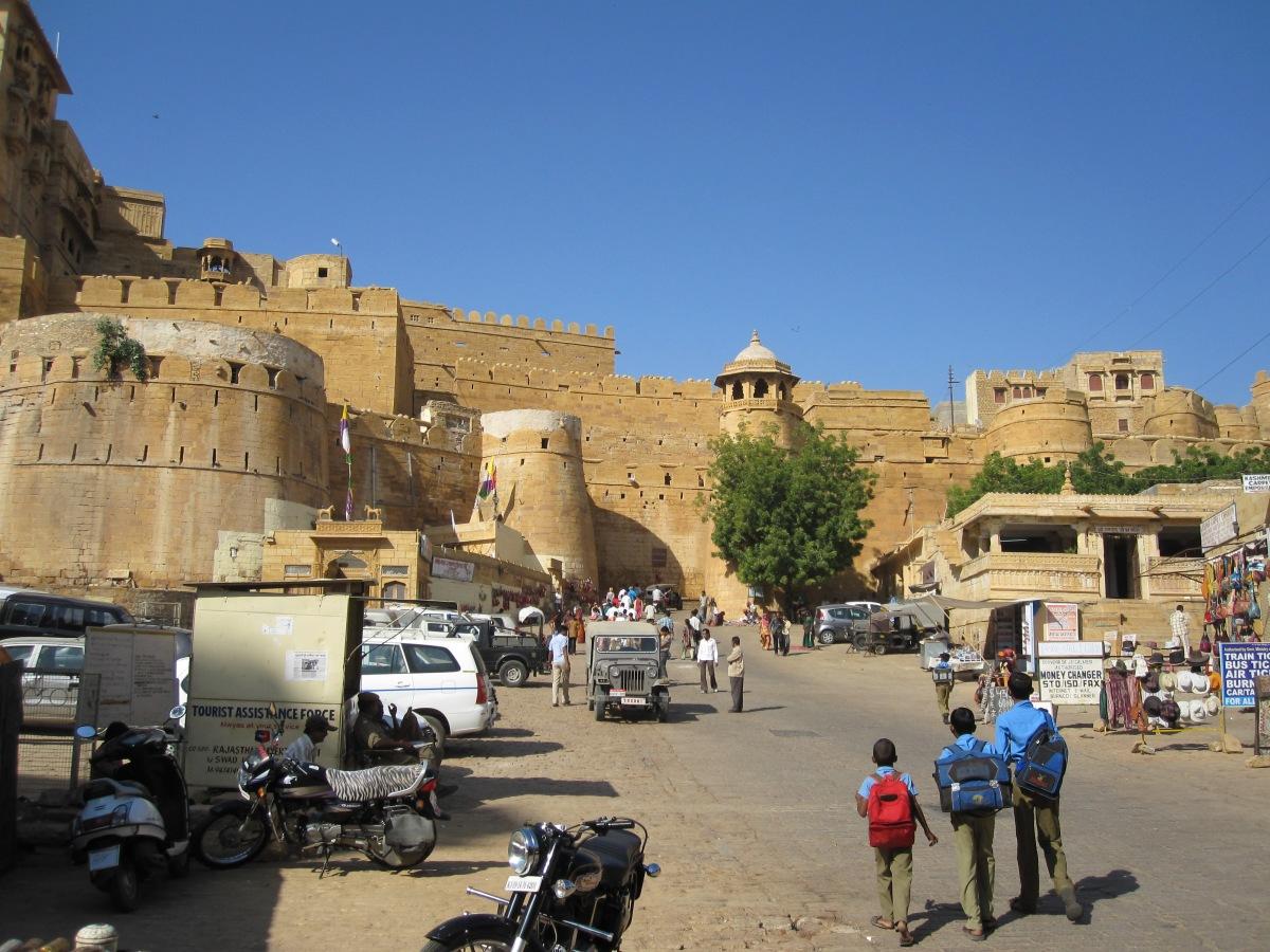 Das Fort von Jaisalmer