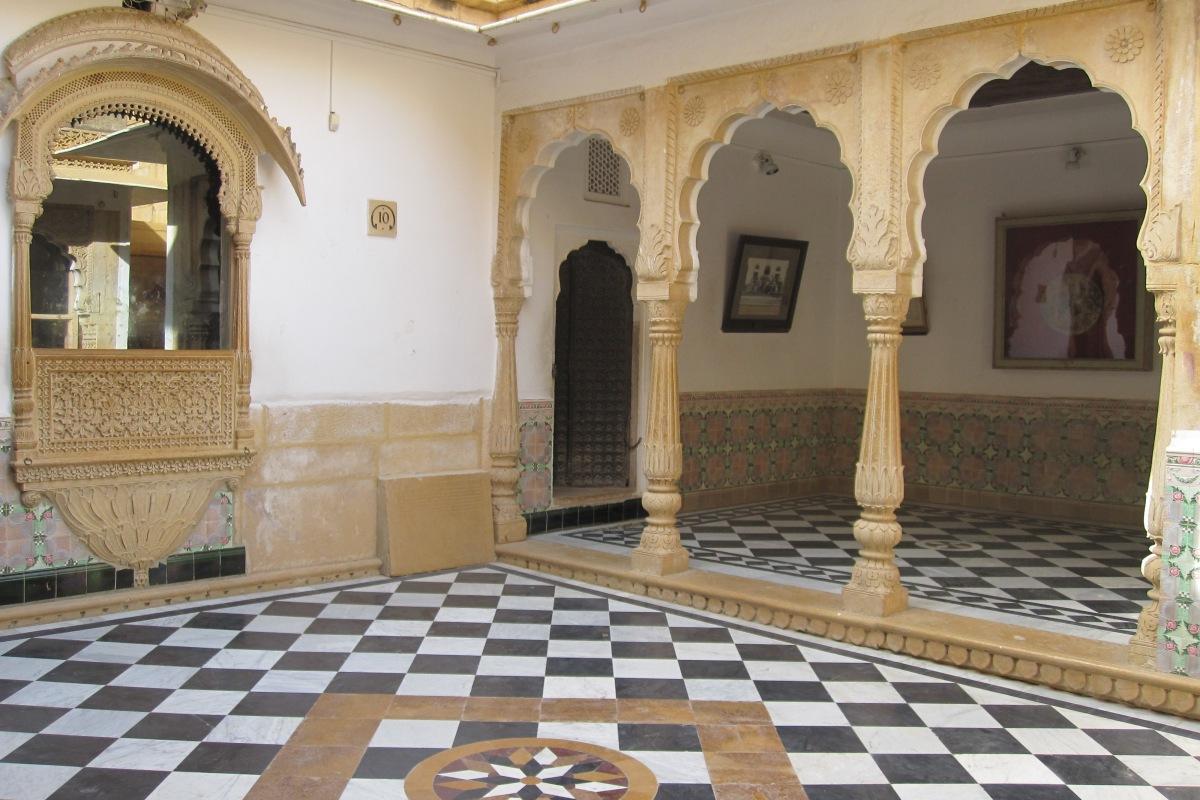 Jaisalmer, im Fort