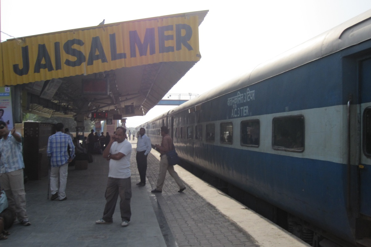Jaisalmer Station
