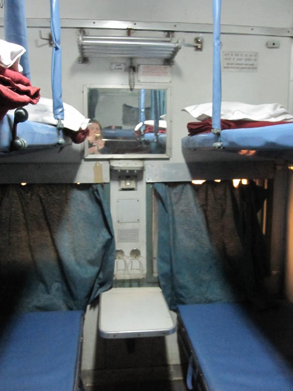 Schlafwagen 2. Klasse