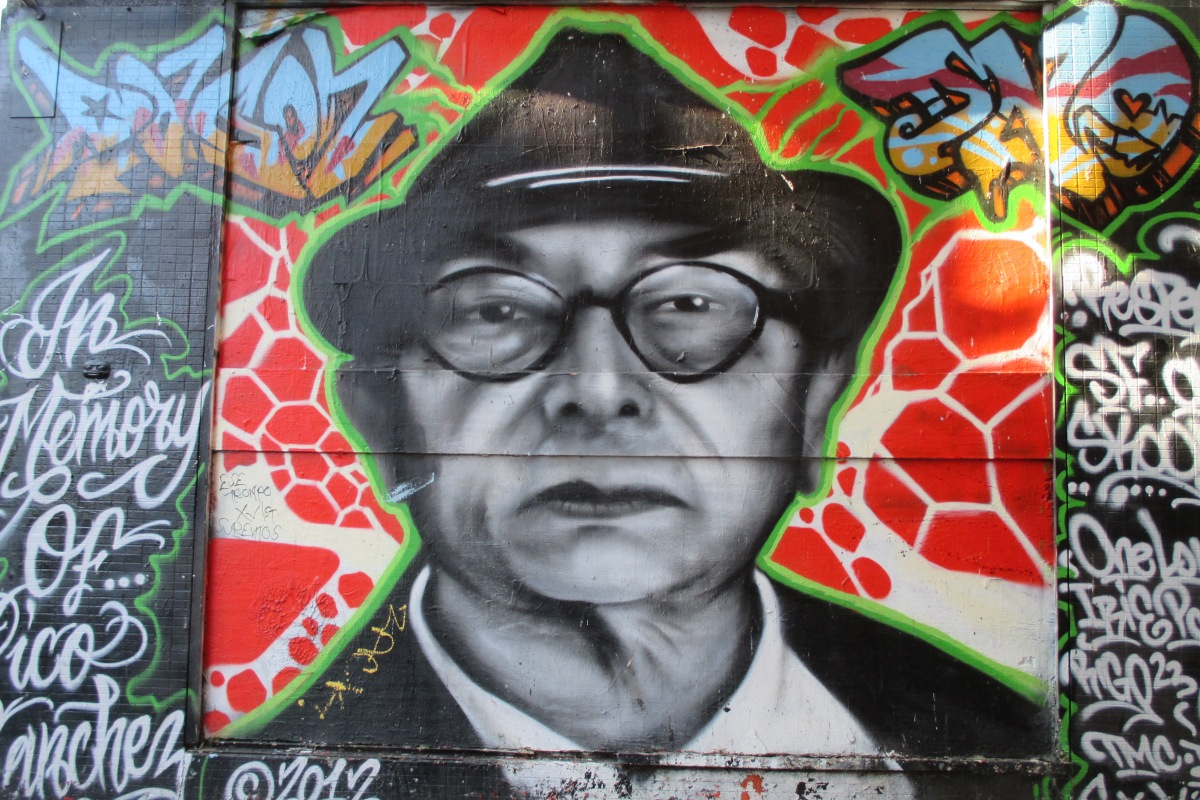 Mural, Mission District