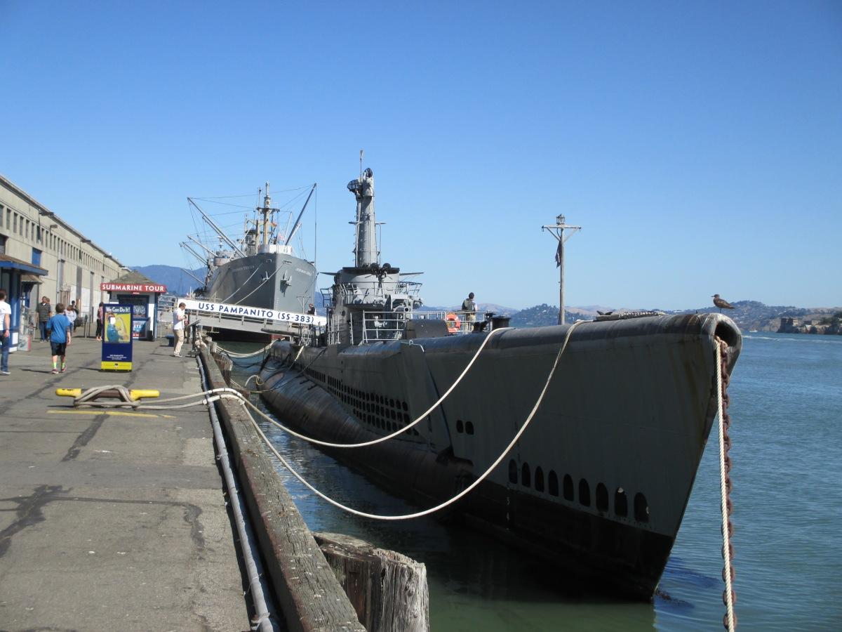 USS Pampanito