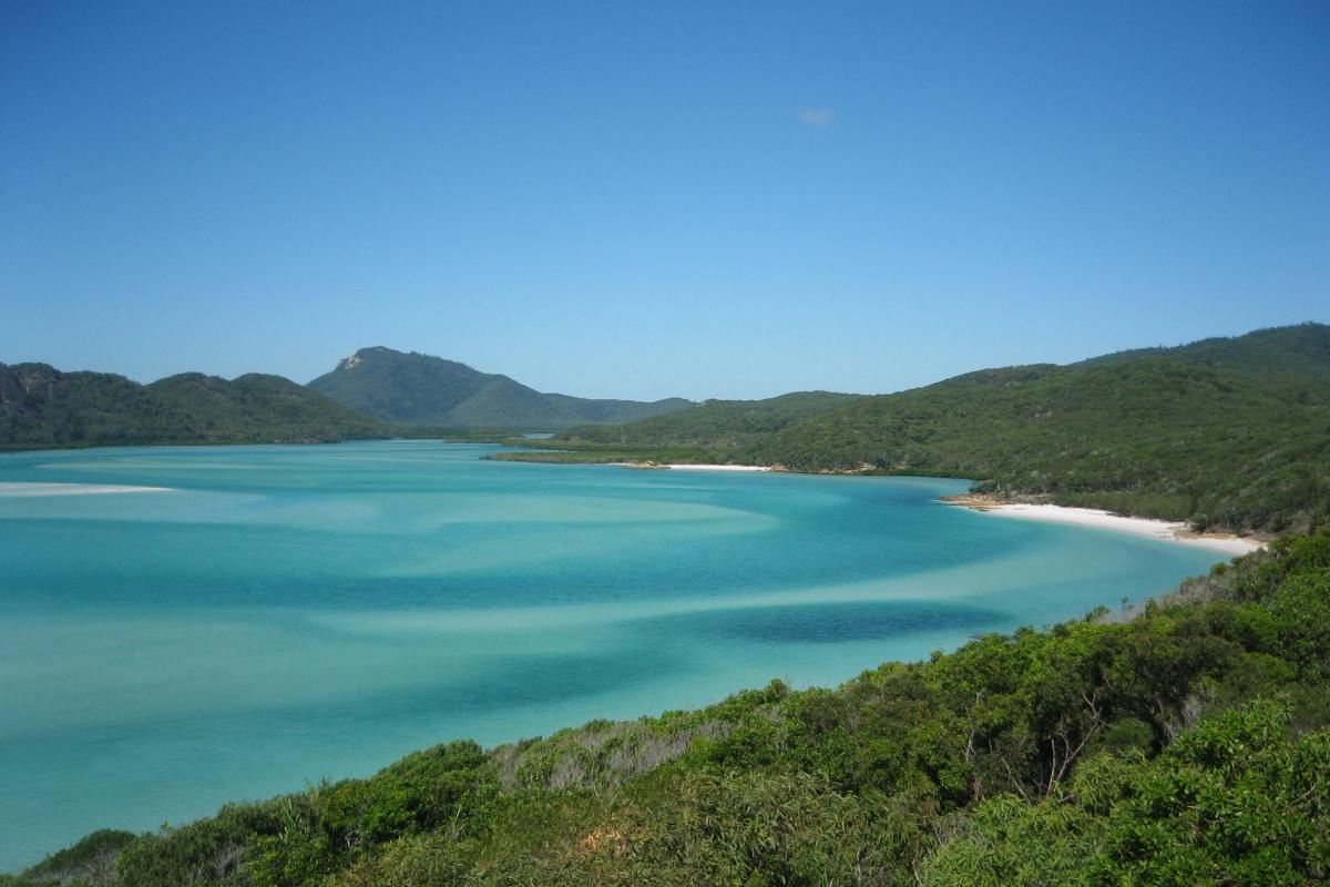 Betty's Beach, Whitsunday Islands