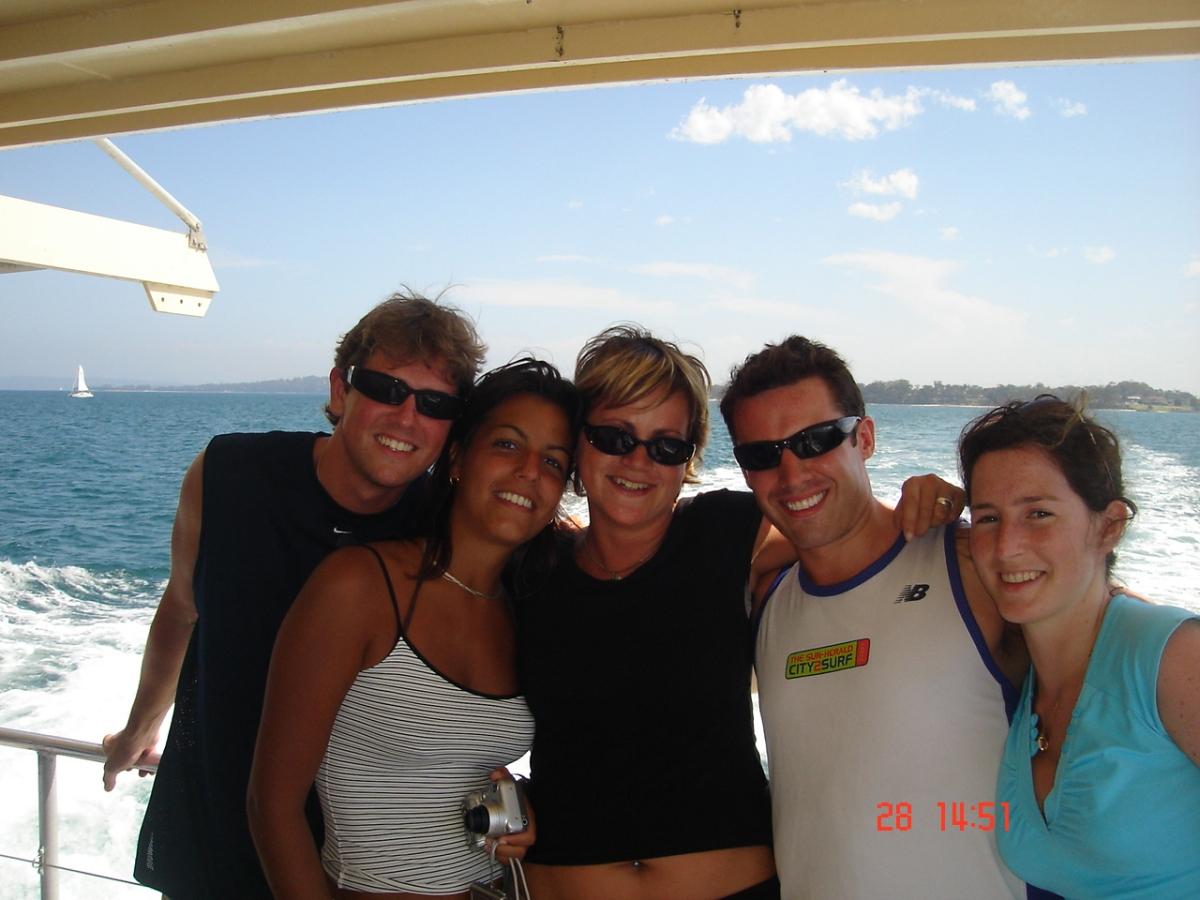 Housemates, Port Stevens