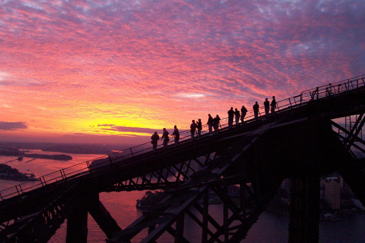 BridgeClimb Sydney Twilight Climb