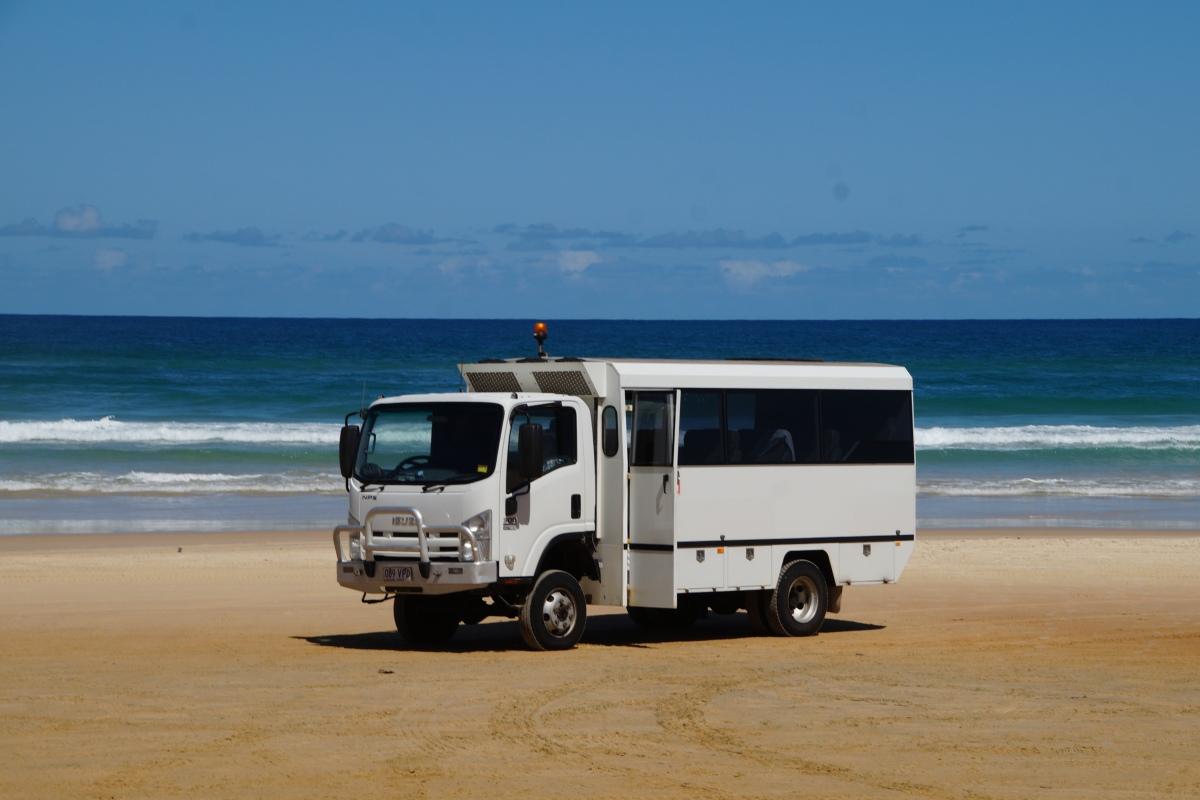 Tourbus für 16 Personen