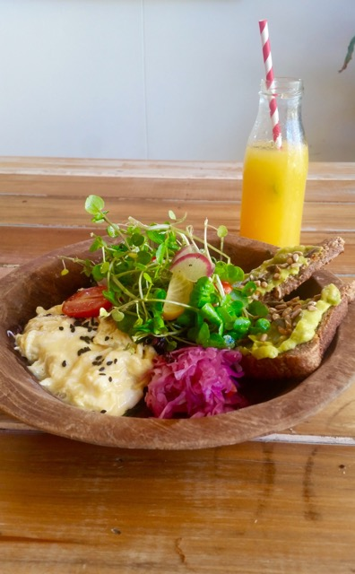 Nourishing Bowl, Folk, Byron Bay