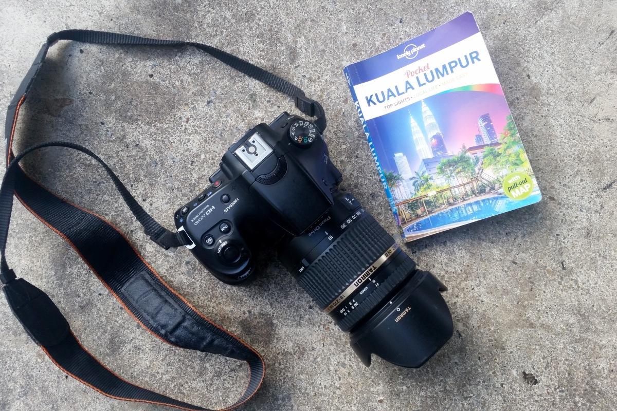 Kamera und KL Guidebook