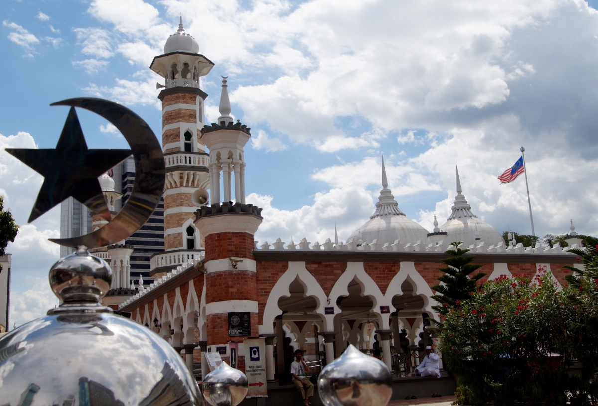 Jamek Moschee
