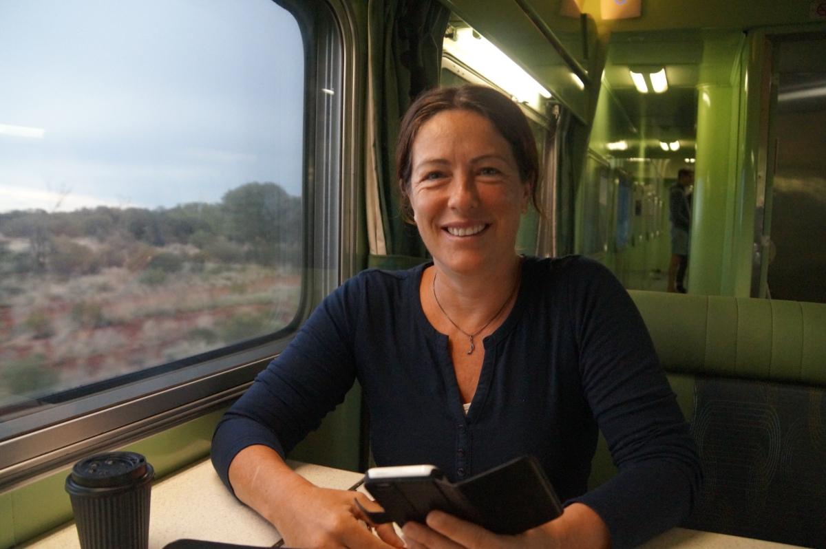 Marrit reist alleine durch Australien und Malysia