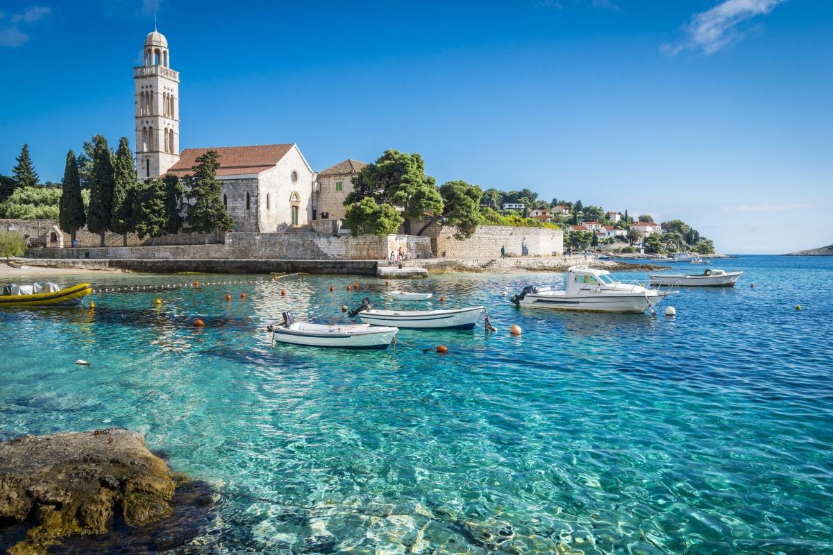 Insel Hvar, Kroatien