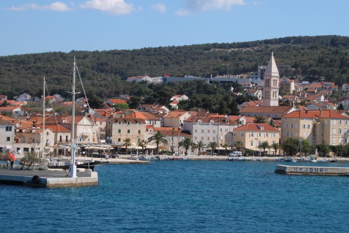 Supetar, Insel Brač, Kroatien