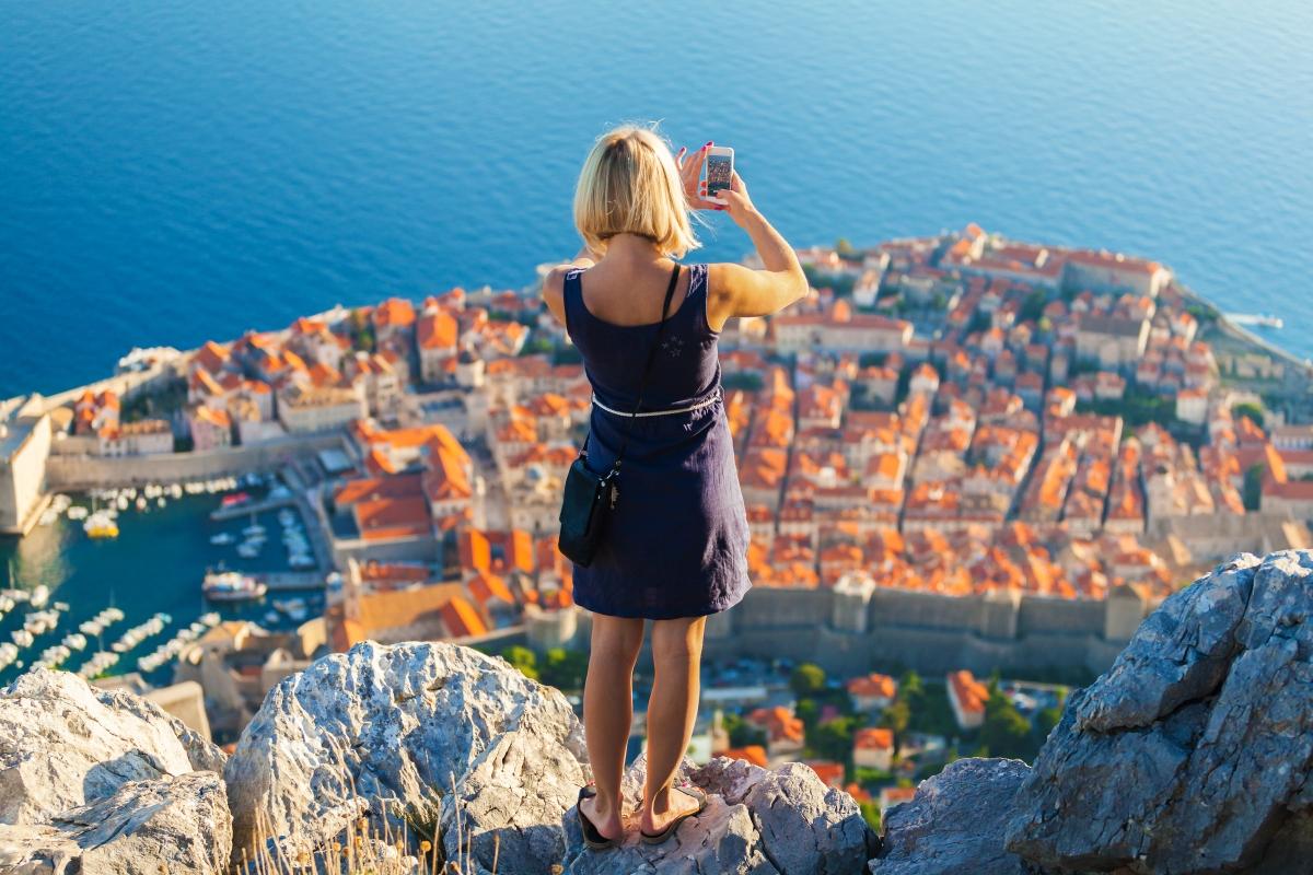 Dubrovnik von oben, Foto: Shutterstock